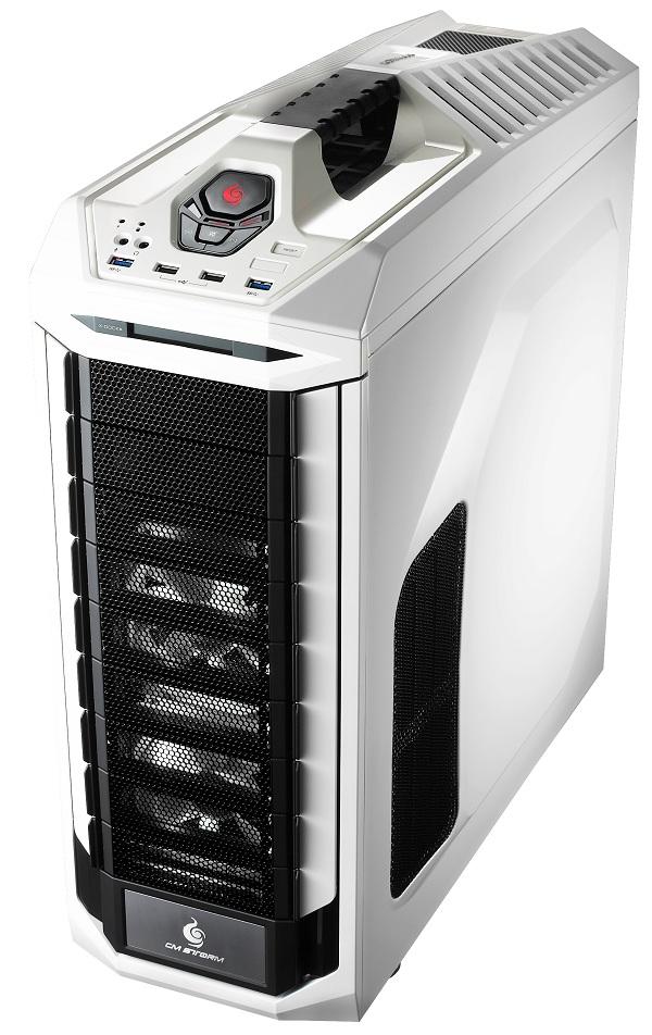 Nieuwe Coolermaster Cm Storm Stryker Behuizing Technieuws