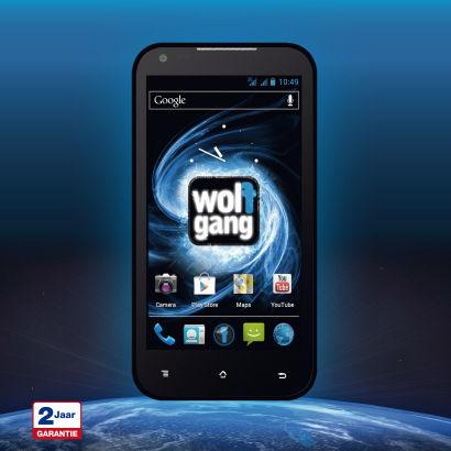 Smartphone on Aldi Wolfgang Dual Core Se Smartphone Voor 229 Euro Bij De Aldi