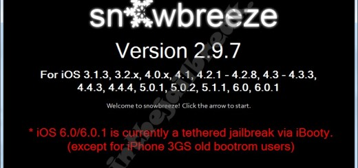 Sn0wbreeze.6.0.1