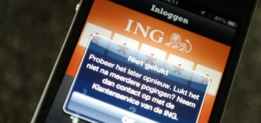 iDeal via ING heeft nog steeds problemen