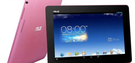 10.1'' tablet met o.a. Intel processor, 2GB RAM, een Full-HD scherm en Android 4.2.
