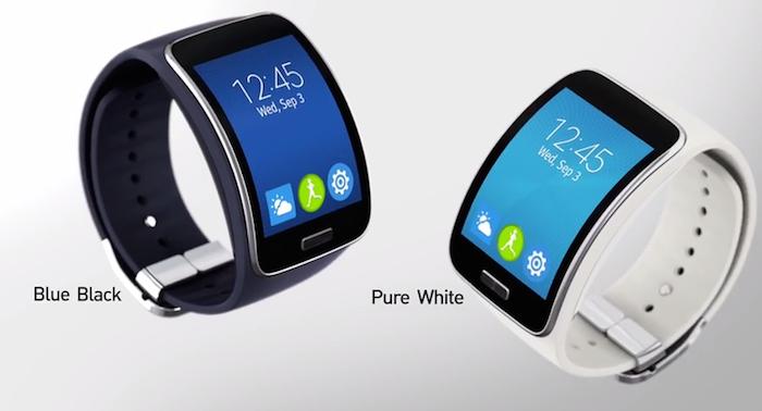 Gear S-smartwatch