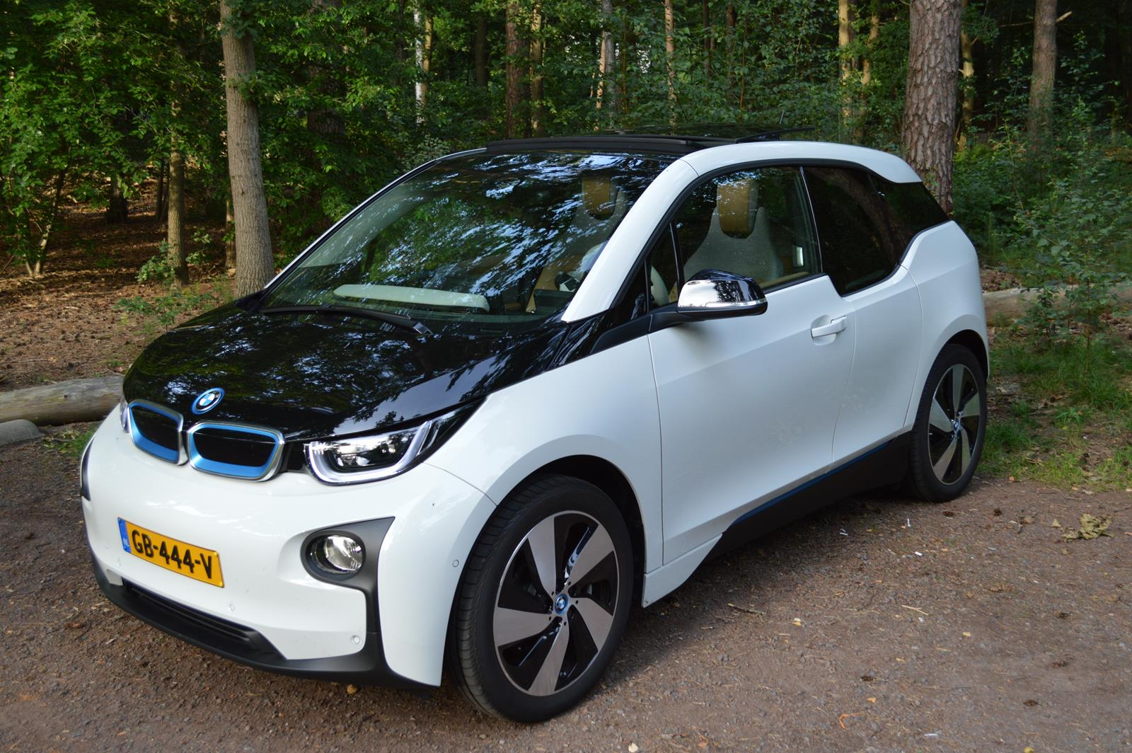 volledig elektrische auto 2018