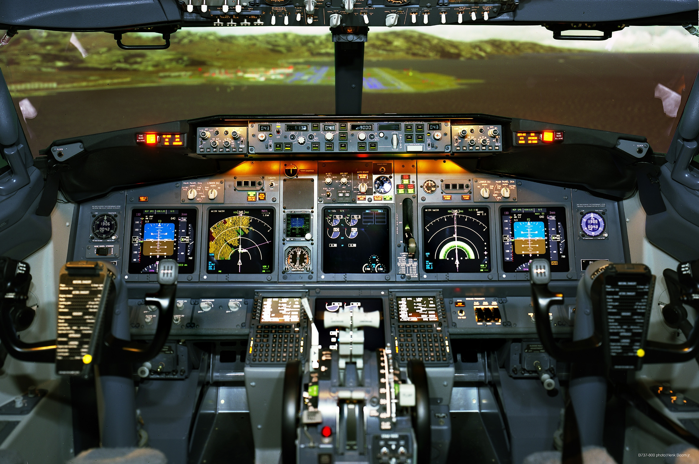 Airline Pilots Battle Attack on Safety From Single Pilot