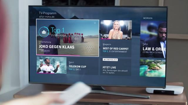 Entertain TV van Huawei